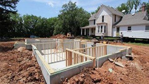 10 основных ошибок при строительстве фундаментов