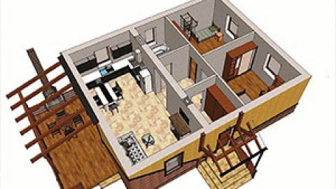 Как сделать проект дома своими руками